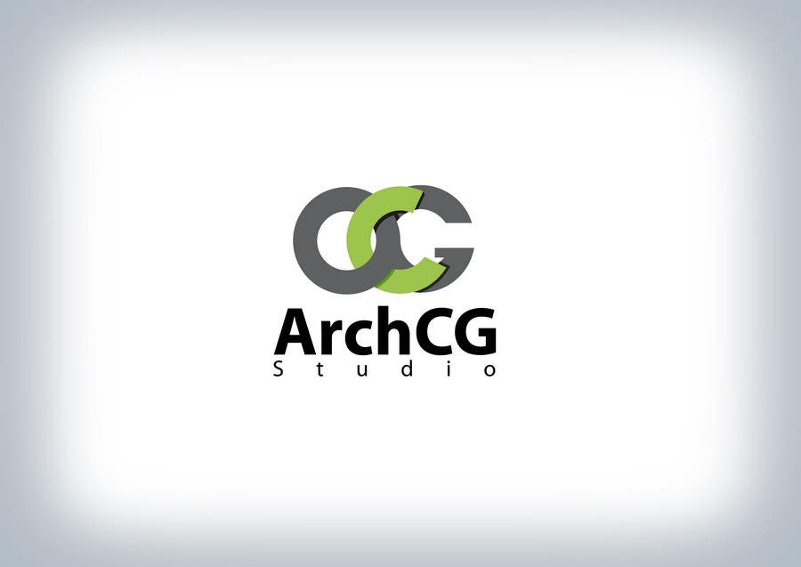 Kilpailutyö #260 kilpailussa Logo Design for ArchCG Studio