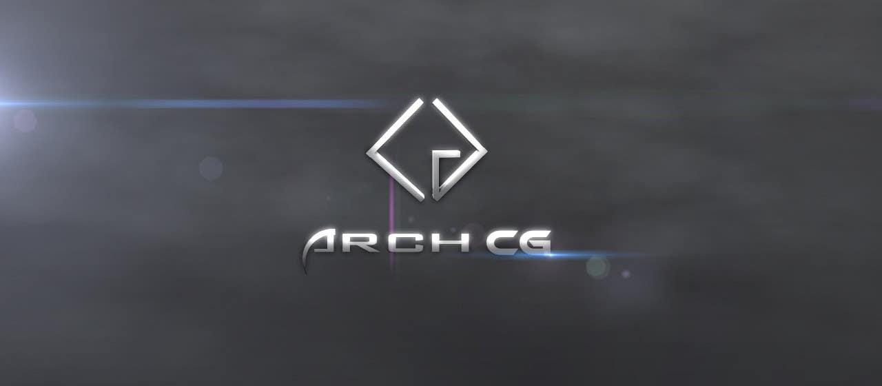 Конкурсная заявка №87 для Logo Design for ArchCG Studio