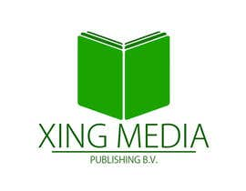 beiyamz tarafından Design a Logo for Xing Media (Books, Magazines & Online Publisher) için no 13
