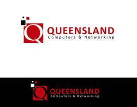 alexandracol tarafından Design a Logo for Queensland Computers & Networking için no 12