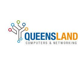 thimsbell tarafından Design a Logo for Queensland Computers & Networking için no 26