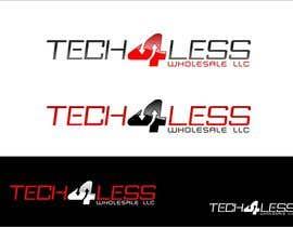#23 para Design a Corporate Logo & Identity for Tech4Less Wholesale por arteq04