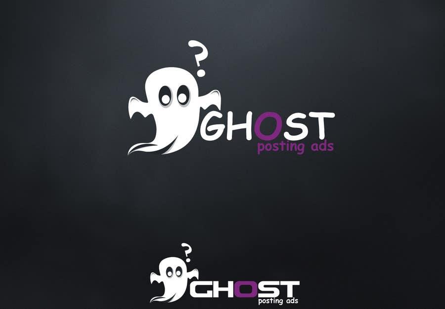Penyertaan Peraduan #                                        50                                      untuk                                         Logo for Ghost Posting Ads