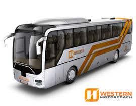 Nro 79 kilpailuun Design a unique look for our buses käyttäjältä jaiko