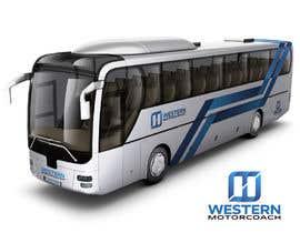 Nro 80 kilpailuun Design a unique look for our buses käyttäjältä jaiko