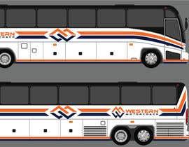 Nro 49 kilpailuun Design a unique look for our buses käyttäjältä manthanpednekar