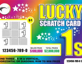 #3 for Design a unique scratch card lottery game. by venky9291