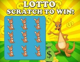 #2 for Design a unique scratch card lottery game. by terstill