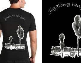 Nro 10 kilpailuun Design back of a T-Shirt - Trees käyttäjältä ratnakar2014