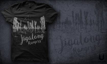 ultraspike tarafından Design back of a T-Shirt - Trees için no 7