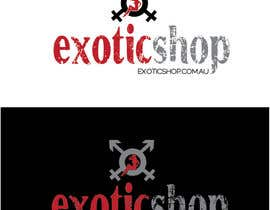 #14 for Design a Logo for exoticshop.com.au af izabela357