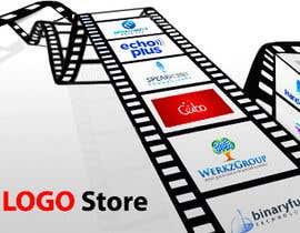 #39 untuk Design a landing page banner for new logo design service oleh basem36