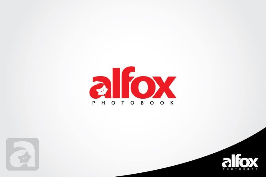 Konkurrenceindlæg #                                        40                                      for                                         Logo Design for alfox photobook