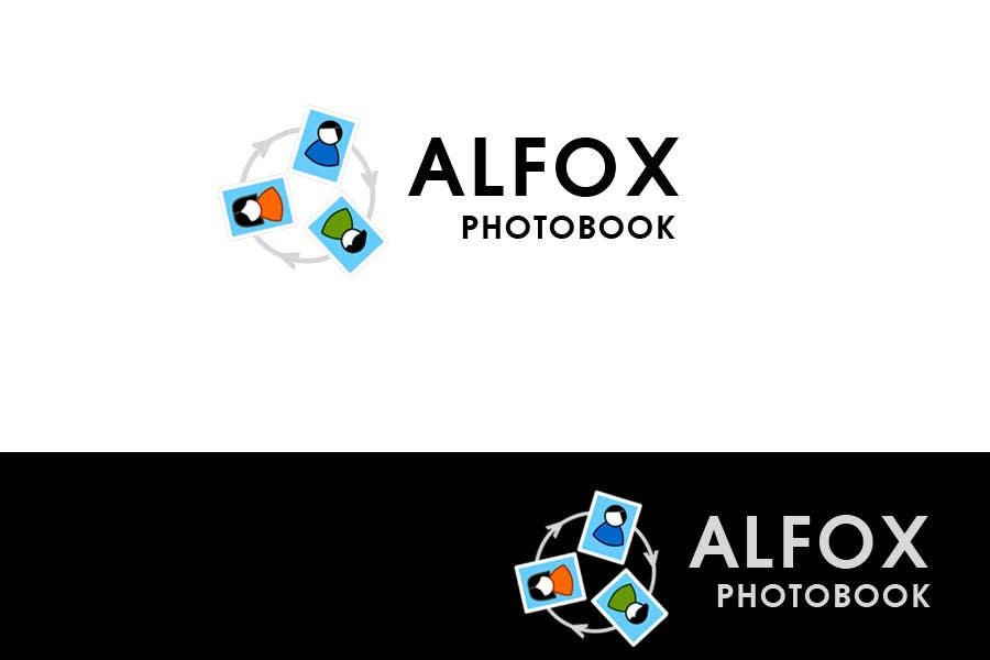 Penyertaan Peraduan #                                        6                                      untuk                                         Logo Design for alfox photobook