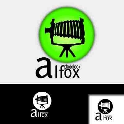 Inscrição nº                                         37                                      do Concurso para                                         Logo Design for alfox photobook