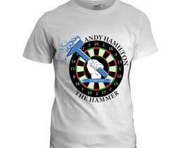 #8 para Design a Logo for High Profile Professional Darts Player por IAN255