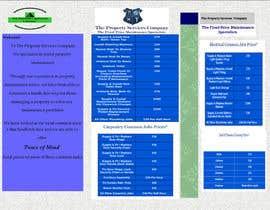 nº 8 pour Brochure Design par arshadkhattak78