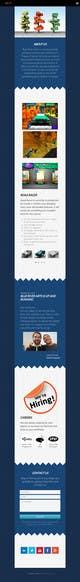 Graphic Design konkurrenceindlæg #3 til Restyle Website for BlueRiverArts