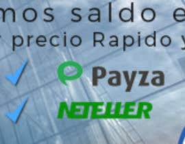 Nro 5 kilpailuun Diseñar un banner Publicitario [BUENA PAGA] käyttäjältä BeenSilenT