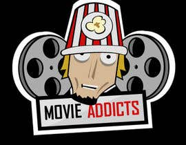 nº 74 pour Design a Logo for Movie Addicts par tadadat