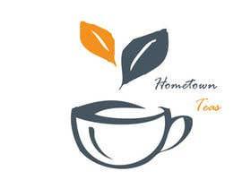 #43 para Logo Design for a Teashop por smjunaidkhan