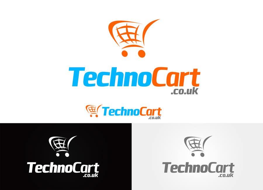 Bài tham dự cuộc thi #2 cho Design a Logo for TechnoCart.co.uk