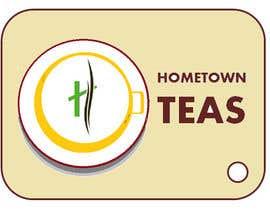 #30 for Logo Design for Teashop - repost by nbhattacharya91