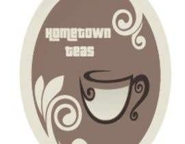 #45 for Logo Design for Teashop - repost by AminaHavet
