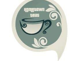 #46 for Logo Design for Teashop - repost by AminaHavet