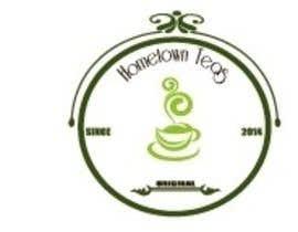 #47 for Logo Design for Teashop - repost by AminaHavet