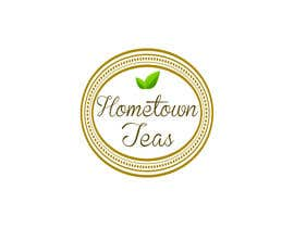#35 for Logo Design for Teashop - repost - repost by simonad1