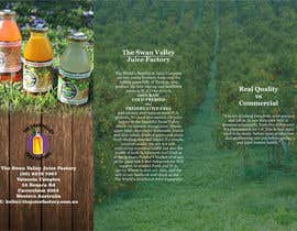 #3 for Design a Brochure for Juice Company by barinix