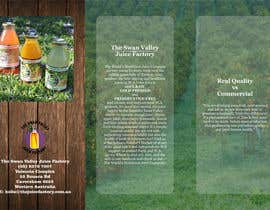 #7 for Design a Brochure for Juice Company by barinix