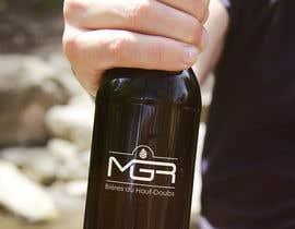 nº 60 pour Concevoir un logo pour la brasserie MGR par alexandracol