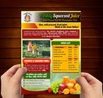 Contest Entry #19 for Design a Flyer for Juice Company