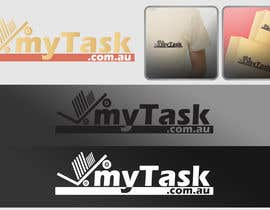 #43 for Logo Design for myTask.com.au by anosweb