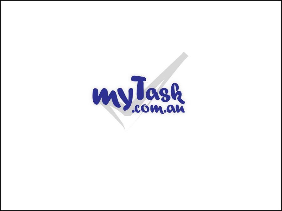 Kilpailutyö #                                        115                                      kilpailussa                                         Logo Design for myTask.com.au