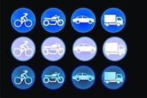 Graphic Design Konkurrenceindlæg #7 for Desgin some buttons
