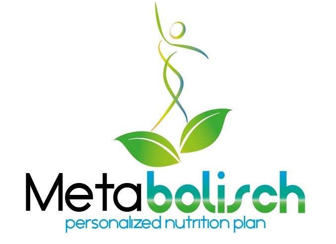 Inscrição nº 55 do Concurso para Graphic Design for metabolisch.com its a weight loss website start up
