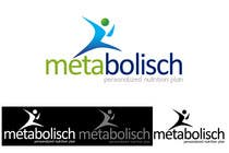 Graphic Design Inscrição do Concurso Nº39 para Graphic Design for metabolisch.com its a weight loss website start up