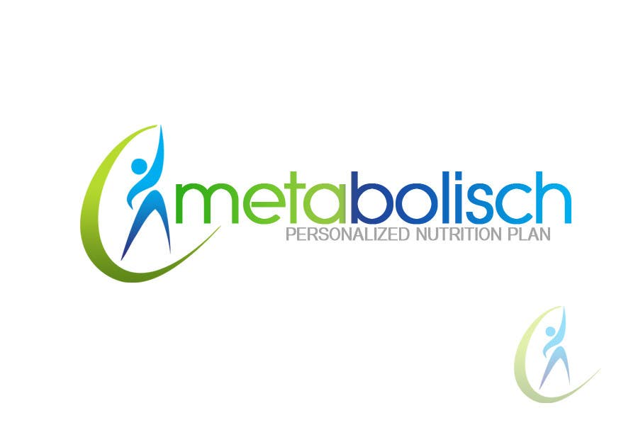 Inscrição nº 40 do Concurso para Graphic Design for metabolisch.com its a weight loss website start up