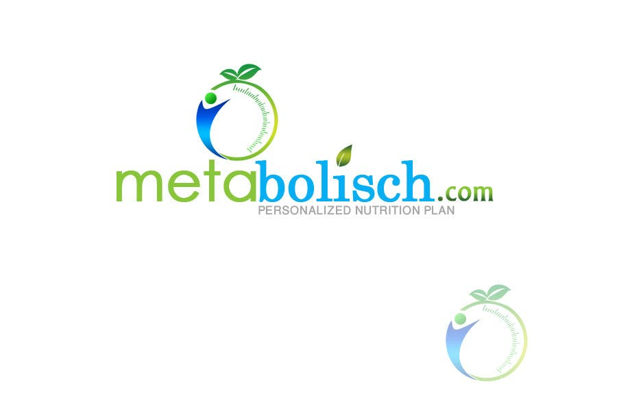 Inscrição nº 80 do Concurso para Graphic Design for metabolisch.com its a weight loss website start up
