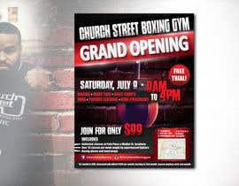 glazaropoulos tarafından Design a Flyer for Grand Opening için no 4