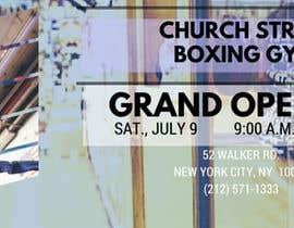 otomesan tarafından Design a Flyer for Grand Opening için no 7