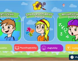 btibi0808 tarafından Design 3 Kids Characters for a mobile splash screen için no 9
