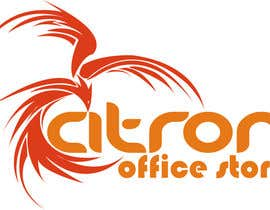 #19 for Citron Office Store - Logo creation! by Prelly