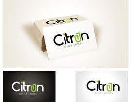 #39 for Citron Office Store - Logo creation! by sanbose