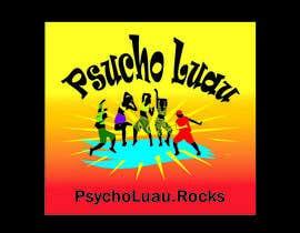 Nro 34 kilpailuun Psycho Luau logo design käyttäjältä vesnarankovic63
