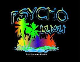 Nro 53 kilpailuun Psycho Luau logo design käyttäjältä vesnarankovic63
