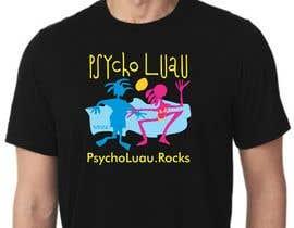 Nro 50 kilpailuun Psycho Luau logo design käyttäjältä VertexStudio1